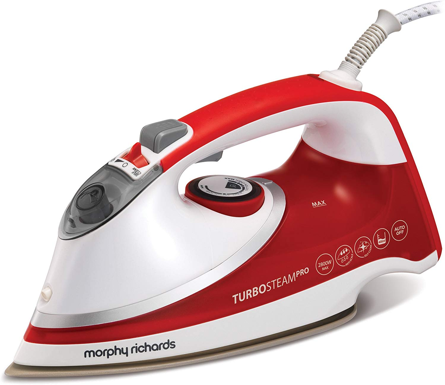 Morphy Richard's steam Iron guide