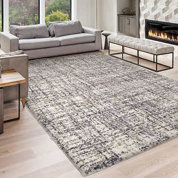 living room rug selection guide from modest home