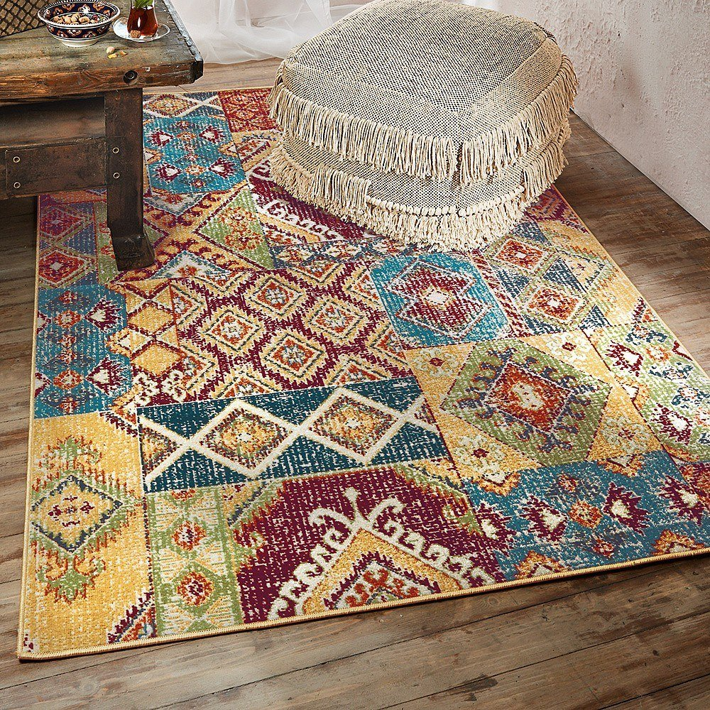 exotic living room rug