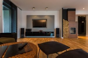 6 Modern Wall Designs to Display Your TV