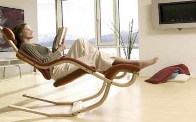 Dive in the world of books with these cosy reading loungers!