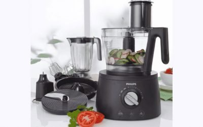Make Cooking Easier with this best Food Processor!
