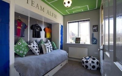 Best Football Accessories for your Kids room