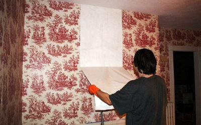 How to change your old wallpaper step by step