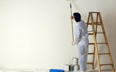 Which paint needs the longest time to dry?