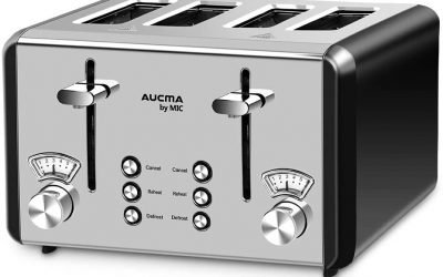 MIC Compact Toaster